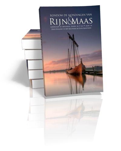 Rondom de mondingen van Rijn & Maas Landschap en bewoning tussen de 3e en 9e eeuw in Zuid-Holland, in het bijzonder de Oude Rijnstreek Men...