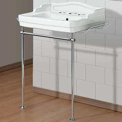 TOH Save: Leggy Wall Mount This vitreous-china sink gets old-fashioned ...