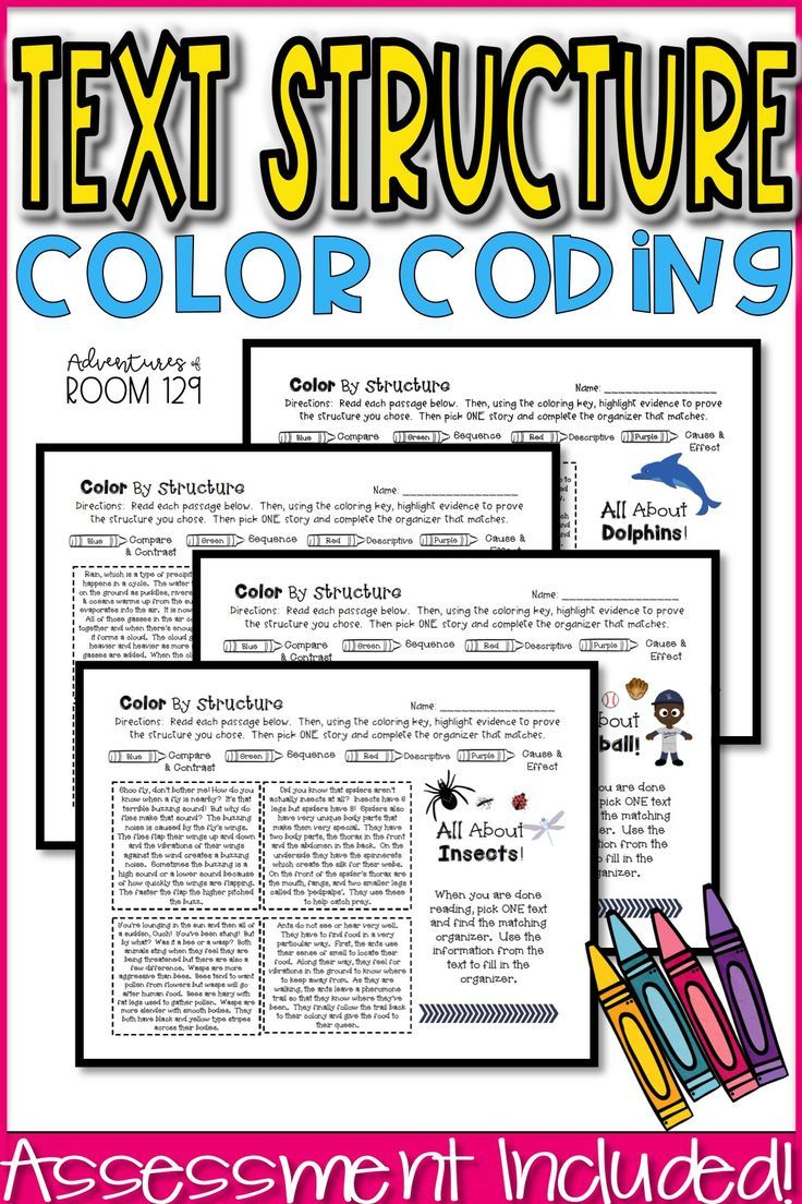 Text Structure Printables Print Digital Text Structure Activities Text Structure Text Structure Lessons