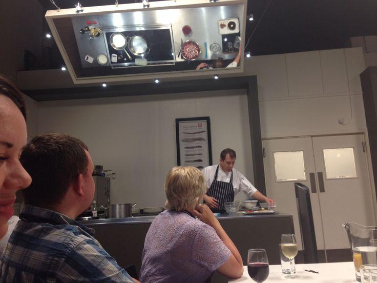 Nick Nairn cooking school