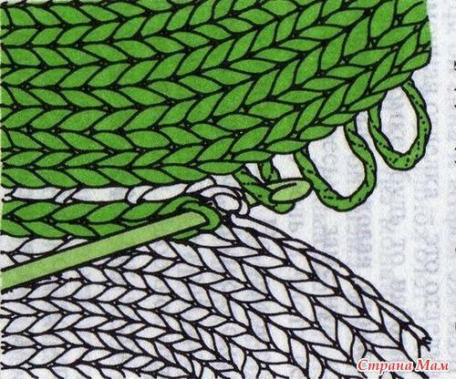 Жилет и свитер одним узором спицами для опытных мастериц-даны только схемы узоров. К сожалению больше ничего не нашла пока, может кто найдет что, буду благодарна
