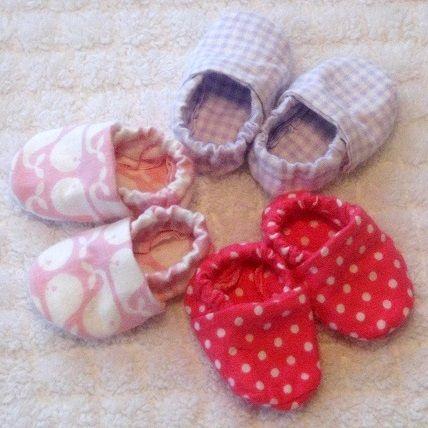 Little Cloth Baby Shoes - Gluesticks