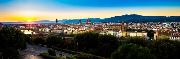 Panoramic Florence by Arturo Paulino on 500px