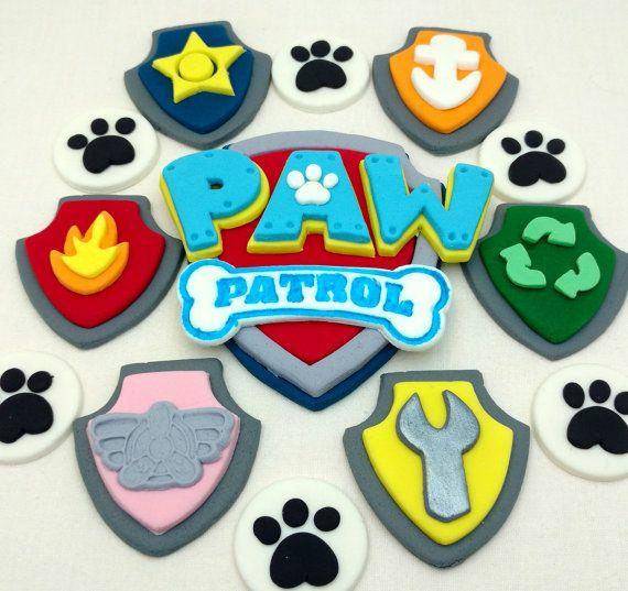 Logo patrouille patte des Badges et patte de par SweetComplete