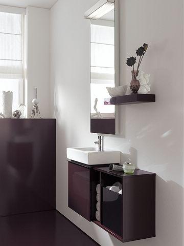 Les Meilleures Images Du Tableau Meubles Sur Pinterest - Meuble lavabo salle de bain allia