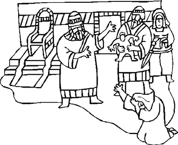 jesus is tempted coloring page x jesus tempted coloring