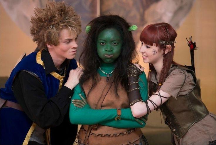 Dan, Aneisha and Zoe