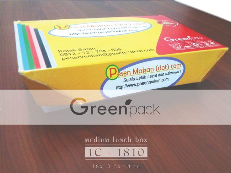 Jasa Pembuatan Box Makanan Food Grade, Gambar di atas merupakan Box Makanan PesenMakan menggunakan Box Makanan Greenpack. Info Pembuatan dapat mengunjungi link berikut ini : www.greenpack.co.id