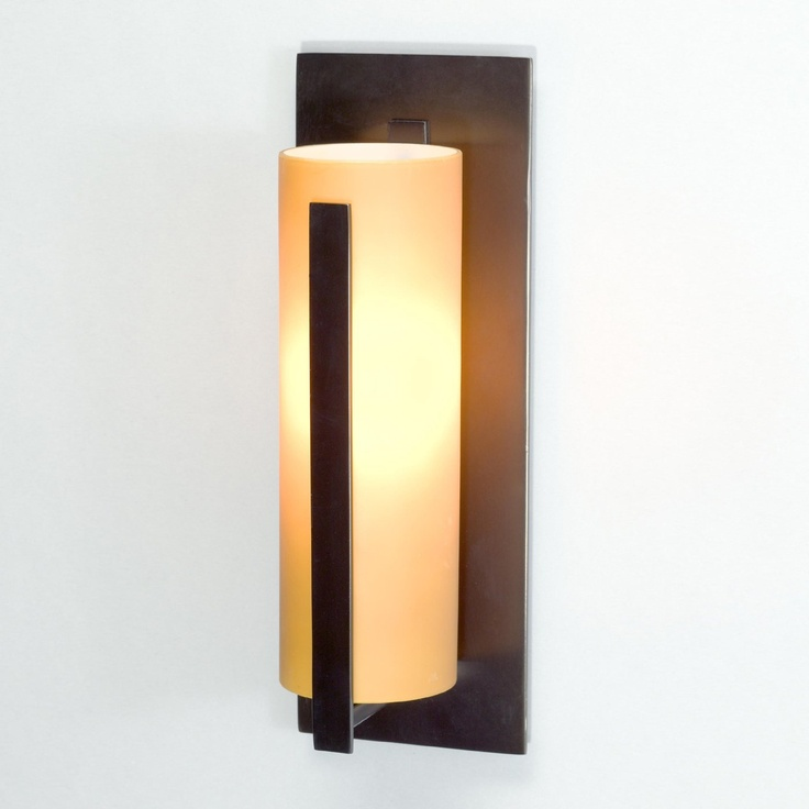 VanLumen Whidbey 1 Round Up Wall Sconce