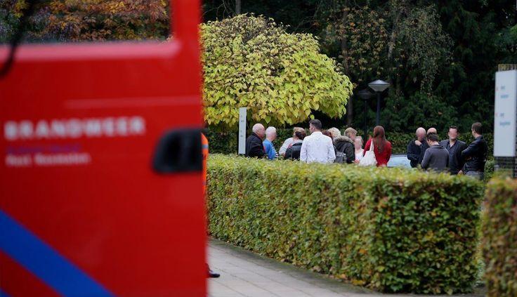 Crematorium Rosmalen ontruimd vanwege brand -  - http://wp.me/p8nLn8-bdE