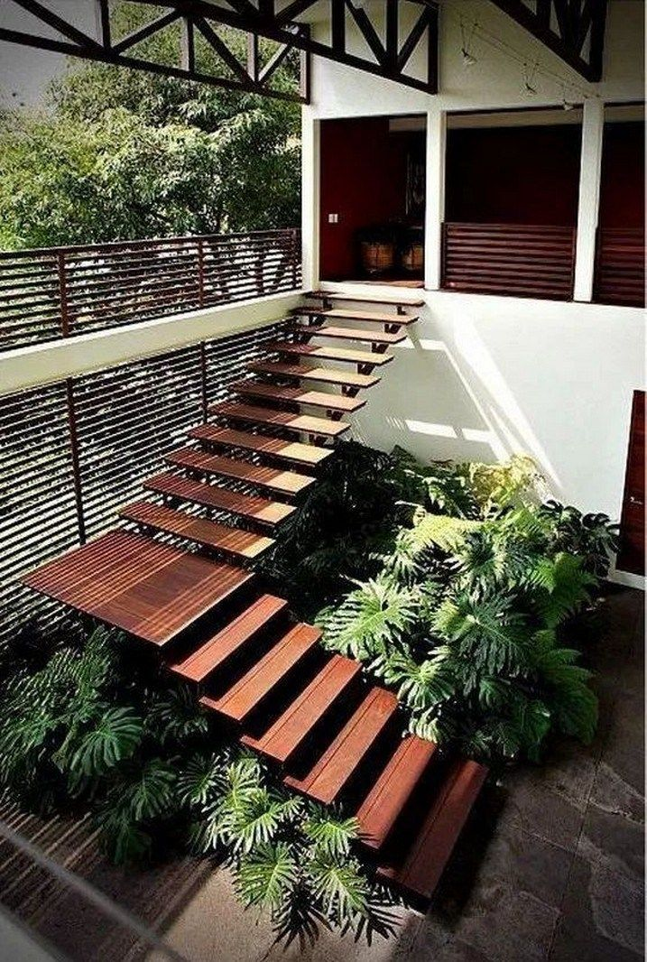 15 Minimalist Staircase Design Ideas Choosing The Ideal Staircase Design 7 Staircase Design Stairs Design Country Modern Home