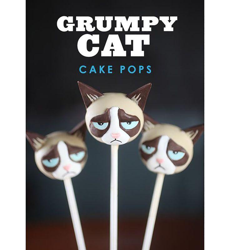 Grumpy Cat Birthday Youtube: 1000+ Ideas About Grumpy Cat Cakes On Pinterest