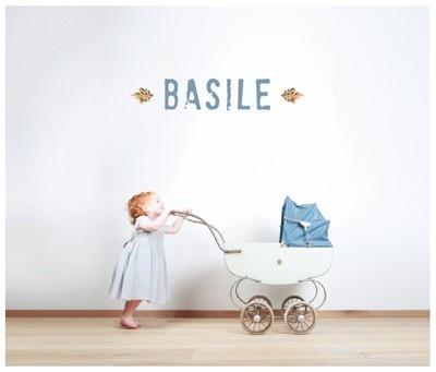 Basile #BirthAnnouncement