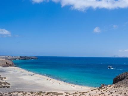 Lanzarote. Playa Blanca