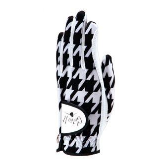 #Houndstooth Ladies Golf Glove   #golf4her