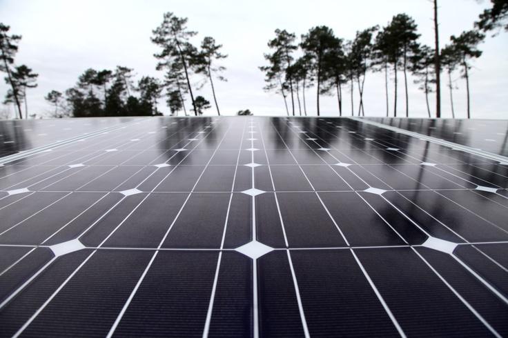 Photo de Delphine Trentacosta - Tracker solaire Exosun