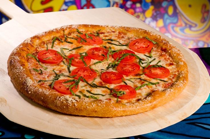 "Mellow Mushroom Pizza 'The Freshies"""