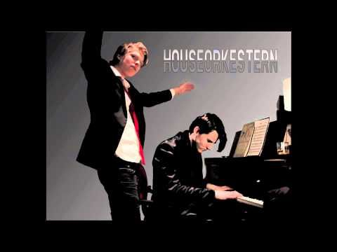 Houseorkestern - Dansa till housemusik