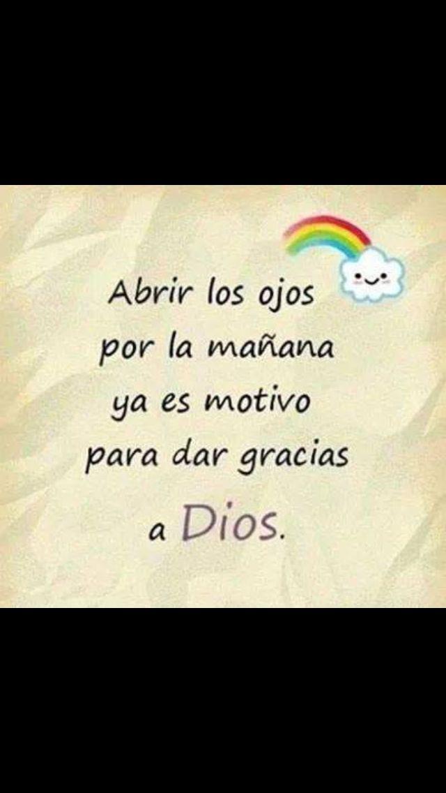 Dios. Amén así es! !!  Te amo mi Dios