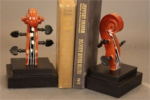 17 best images about music bookends on pinterest musicals violin and piano - Piano bookends ...
