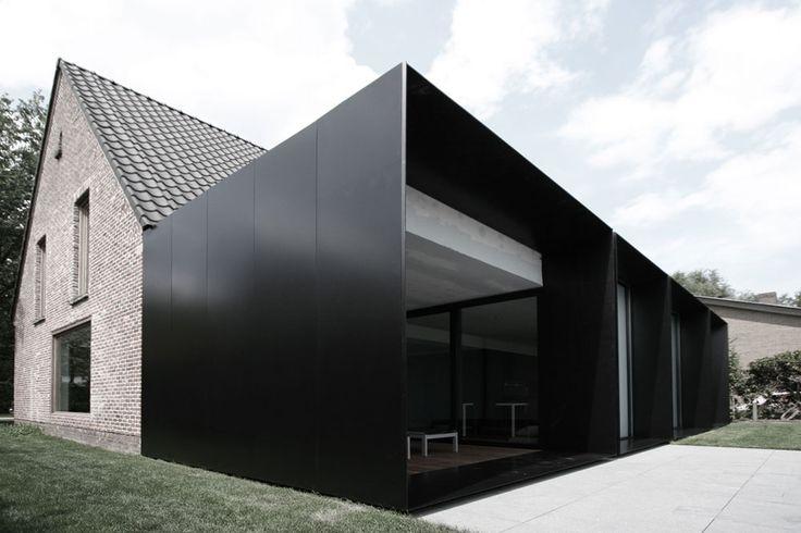 Maison House DS en Belgique par Graux & Baeyens architecten // © Philippe Brysse