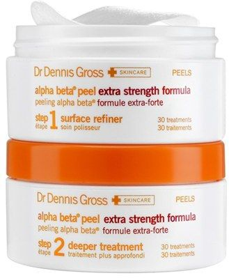 Dr. Dennis Gross Skincare Alpha Beta® Peel Extra Strength Formula // A miracle worker for skin!