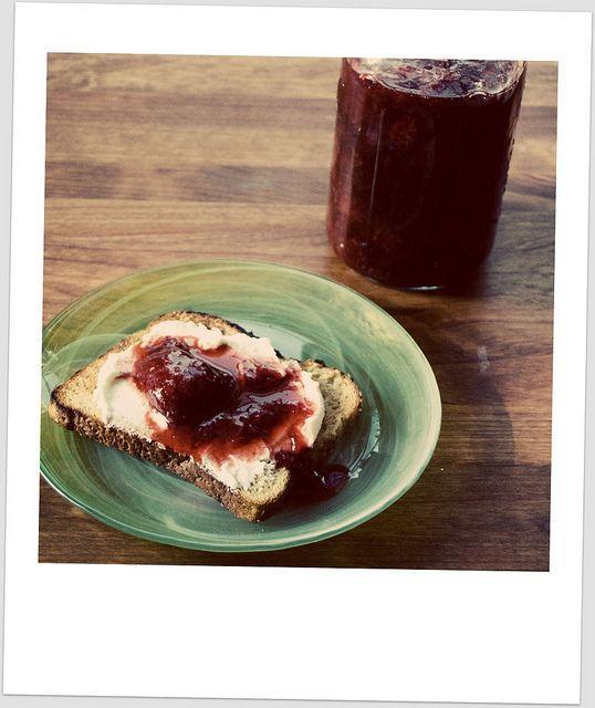strawberry info & recipe for Strawberry balsamic black pepper Jam ...