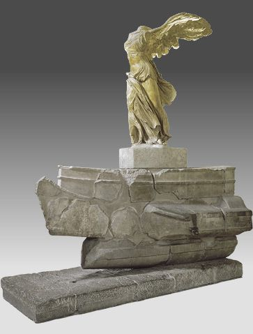 A closer look at the Victory of Samothrace | Musée du Louvre
