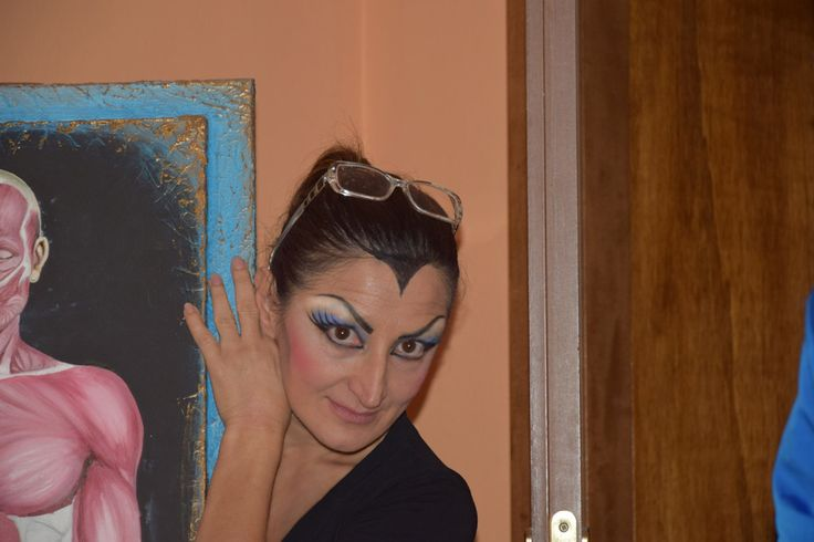 Face painting Matrigna Biancaneve