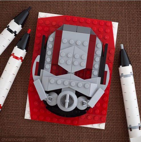 LEGO Ant-Man #Marvel #LEGO #AntMan