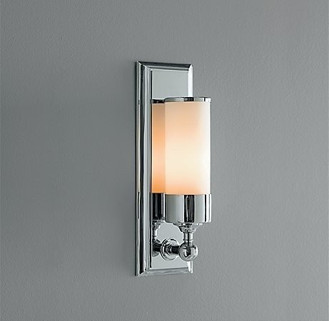 Bathroom Lighting Sconces brilliant bathroom lighting sconces the ceramic wall and sink