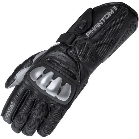 Held Phantom II Leather Summer Motorcycle Gloves - Free Delivery