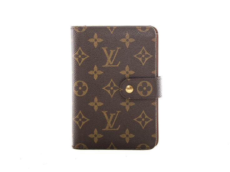 Authentic Louis Vuitton Porte-Papier Zippe Monogram wallet M61207