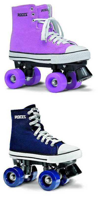 Men 71155: Roces Unisex Chuck Fitness Quad Roller Skates Sneaker Style Color Choices 550030 -> BUY IT NOW ONLY: $99.95 on eBay!