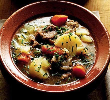Crockpot Irish Stew Recipe