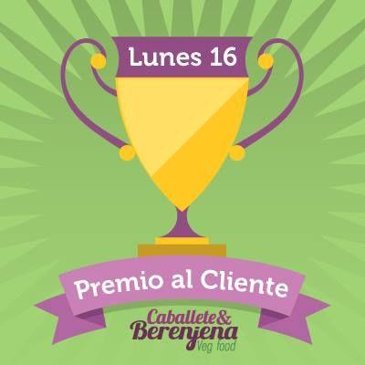 Concurso premio al cliente 2014