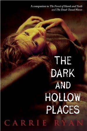 The Dark and Hollow Places  3rd in the series of the Forest of Hands and Teeth. Really hope she writes more!