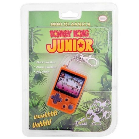 Porte-clés Jeu Vidéo Nintendo - Donkey Kong Junior