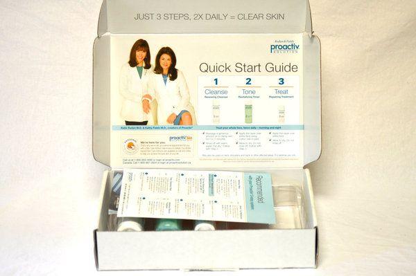 Proactiv Acne Treatment Starter Kit