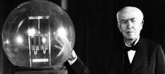 Thomas Alva Edison (11 februarie 1847- 18 octombrie 1931)