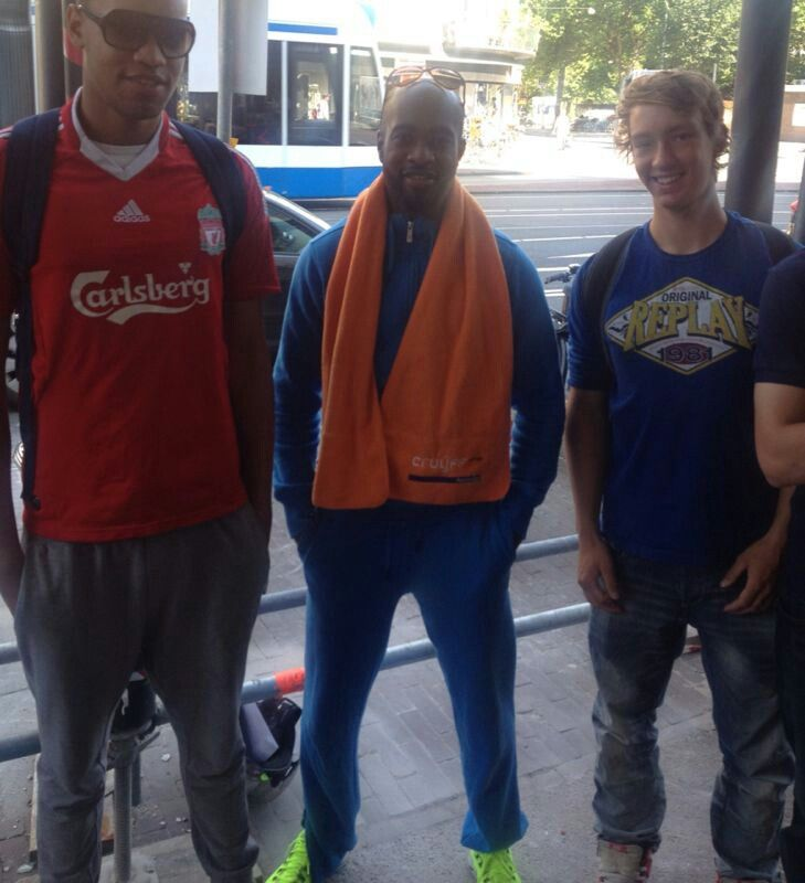 Groep7 cruyffsjaal#  tiendalli# swansea city