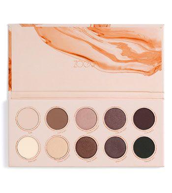 Zoeva - Naturally Yours eyeshadow palette