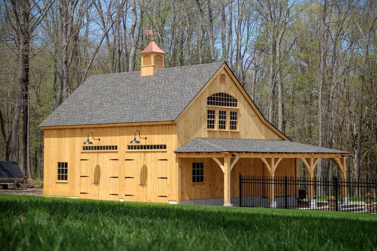 17 images about projects to try on pinterest barn plans for Post and beam carriage house plans