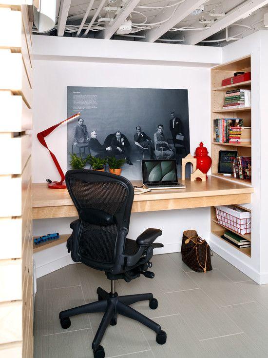 20 best basement office ideas images on pinterest | basement ideas
