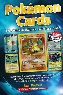 February 24 is National Trading Cards Day!  Pull out those old Pokemon cards, and have a game, or just admire your shiny Charizard card.  Find out how much it's worth with Pokémon Cards :The Unofficial Ultimate Collector's Guide by Ryan Majeske.
