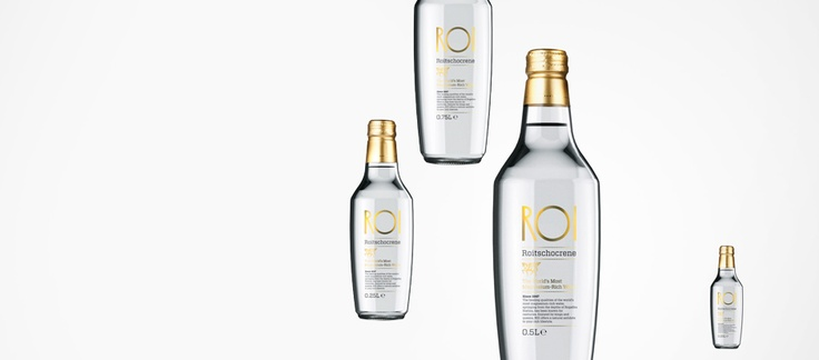 LONG LIVE YOU!  The healing qualities of the world's most magnesium-rich water, springing from the depths of Rogaška Slatina, has been known for centuries. Enjoyed by kings and queens, ROI offers you a natural antidote to your rich lifestyle