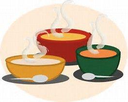 184 best cooking images on pinterest clip art illustrations rh pinterest com soup clipart black and white soup clipart black and white