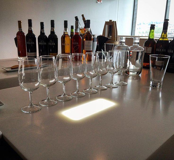 Formação análise sensorial Vinho do Porto #vinhodoporto #douro #portwine #dalva #cdasilva #wine #winelover #winetasting by chrferreira