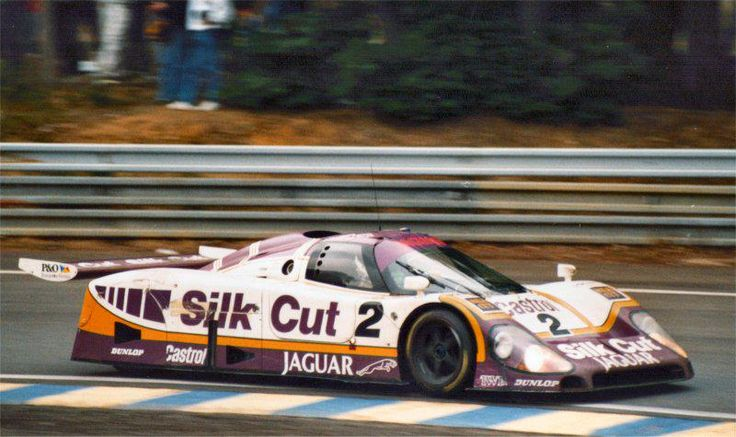Jan Lammers, Johnny Dumfries, Andy Wallace Jaguar XJR9