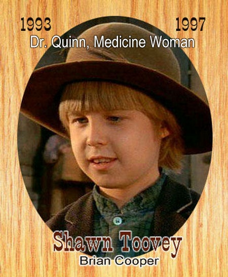 Shawn Toovey shawn toovey as Brian Cooper